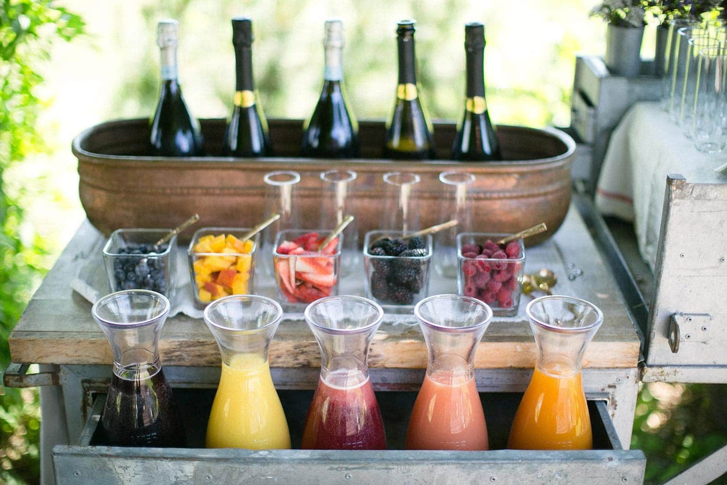 Cool Off With These Summer Drink Recipes | Lisa Dupar Catering